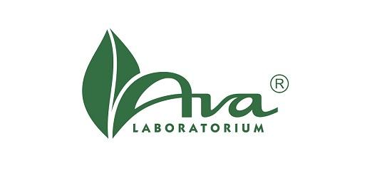 logo: HONOROWY GOSPODARZ: <br><br> Laboratorium Kosmetyczne AVA®