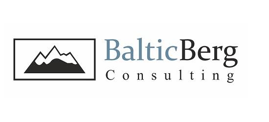 logo: PATRONAT MERYTORYCZNY: <br><br> BalticBerg Consulting