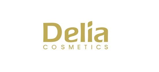 logo: HONOROWY GOSPODARZ: <br><br> Delia Cosmetics