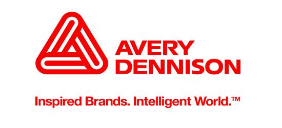 logo: SPONSOR: <br><br> Avery Dennison