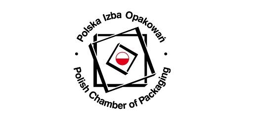 logo: PATRONAT HONOROWY: <br><br> Polska Izba Opakowań
