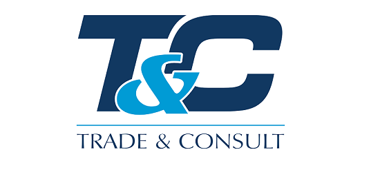 logo: PARTNER:<br><br>TRADE & CONSULT LTD